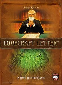 lovecraft letter thirsty meeples board game cafe With lovecraft letter board game