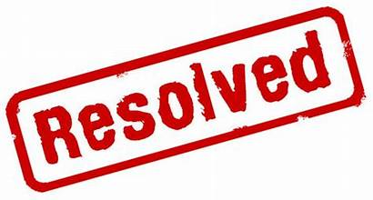 Resolved Issue Problem Resolution Query Resolve Servicenow