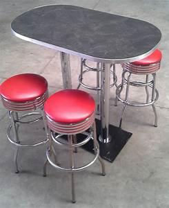American Diner Tisch : american diner bistro m bel sitzbank hocker tisch stehtisch bank sitzm bel stuhl ebay ~ Frokenaadalensverden.com Haus und Dekorationen