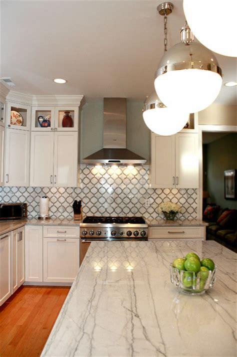 white macaubas quartzite kitchen contemporary kitchen