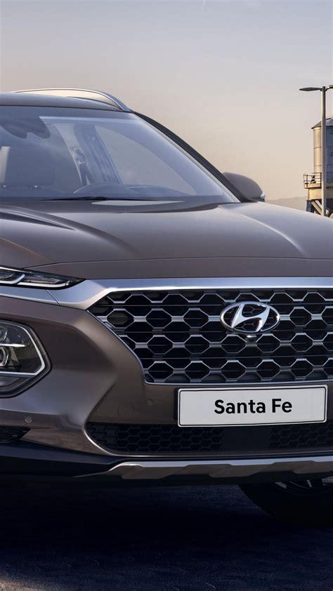 Hyundai Santa Fe 4k Wallpapers by Wallpaper Hyundai Santa Fe 2018 Cars 4k Cars Bikes 17498