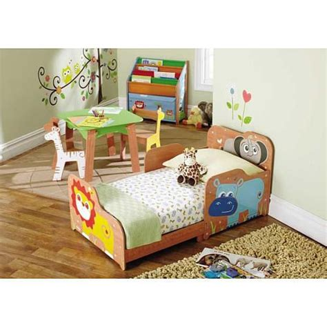 P Kolino Toddler Bed by P Kolino Safari Adventure Tree Table And Chairs P Kolino