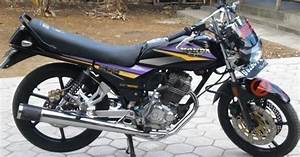 Modifikasi Motor Honda Gl