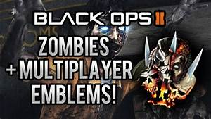 Black Ops 2 Zombie Emblems | www.imgkid.com - The Image ...