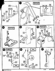 A Basketball Net Construction Instruction Sheet  Very Hard