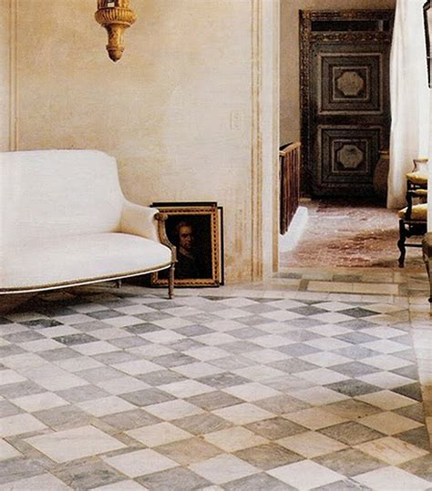 unique collection  antique reclaimed marble floor