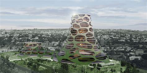Mercedes Benz Tower  Erevan Abitare