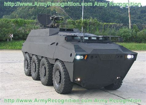 Gpv 8x8x8 Captain Wheeled Armoured Vehicle Personnel