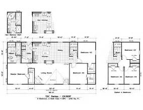 ranch floor plan mobile home floor plans ranch metal building homes