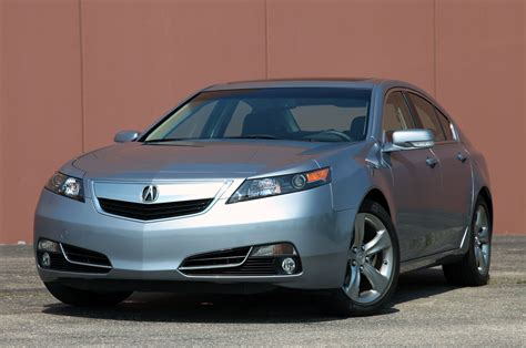 Acura Tl Review 2012 acura tl sh awd review photo gallery autoblog