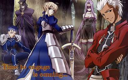 Fate Stay Unlimited Blade Night Works Anime