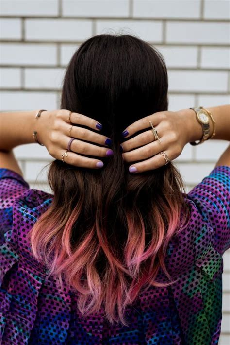 1000 Ideas About Hair Tips Dyed On Pinterest Dyed Tips