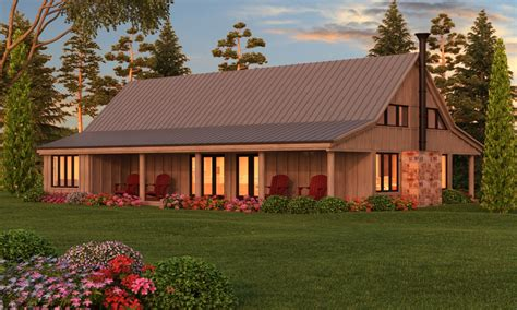 Country Style Dining, Barn Style House Plans Affordable