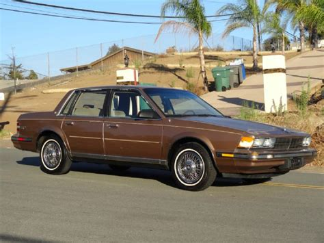 Buick Century Limited by 1986 Buick Century Limited Sedan In El Cajon Ca 1 Owner
