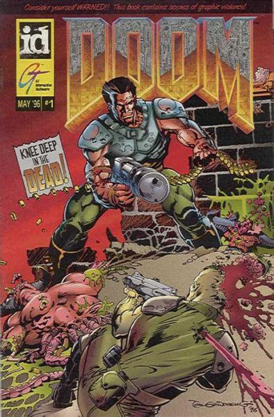 Doom Comic  Doom Wiki  Fandom Powered By Wikia
