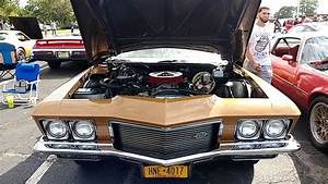 1971 Gold Buick Riviera Gs 455 Engine