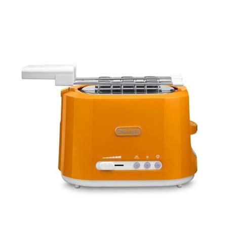 orange kitchen accessories uk delonghi cte2303o orange toaster my kitchen accessories 3761