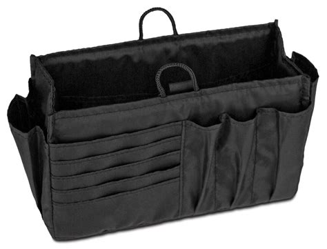 Why You Should Not Use A Black Purse Organizer Insert