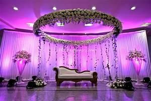 Indian Muslim Wedding Décor Wedding Decorations, Flower