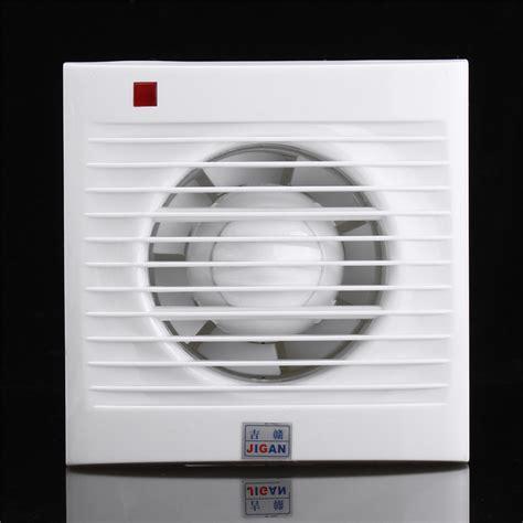 4 inch mini wall window exhaust fan bathroom kitchen