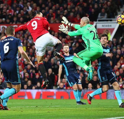 Best Goals Zlatan Ibrahimovic by Zlatan Ibrahimovic Goal V Middlesbrough Howard Webb