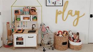 Create A Kids Corner At Home To Get Rid Of The Toy Mess With These 5