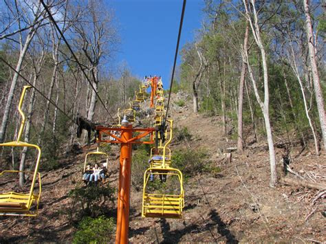 gatlinburg chair lift new gatlinburg tn pictures