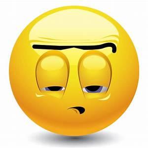 Free Funny Emoticon Facebook: Pessimistic Emoticon