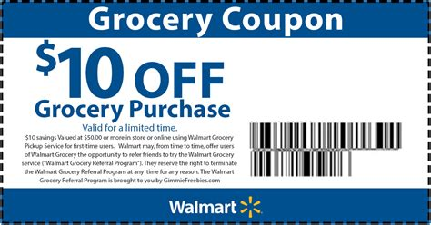 89966 I Walmart Coupons by Walmart Grocery Coupon Gimmiefreebies