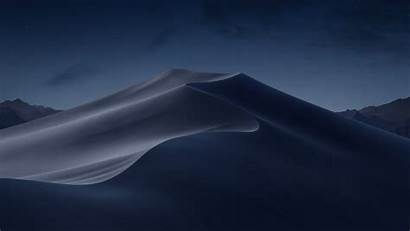 Mojave Macos Wallpapers Night Mode 4k Opengl