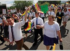 Dissent on Gay Marriage Among Mormons The New York Times