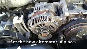 How To Remove A 1996 Subaru Legacy Alternator Diagram