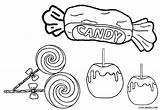 Coloring Candy Cotton Printable Peppermint Cool2bkids Everfreecoloring Getdrawings Getcolorings sketch template