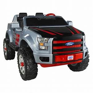 Power Wheels Ford F150 Extreme Sport Parts