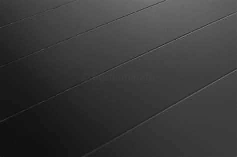 Black Laminate Flooring   Super High Gloss 8.7mm AC4 Bevel
