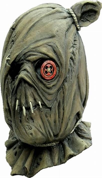 Mask Halloween Masque Harold Sac Horror Scarecrow
