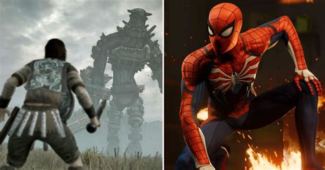 15 Best PS4 Games That Don't Require An Internet Connection