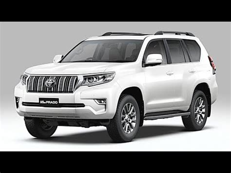toyota prado  toyota land cruiser prado  youtube