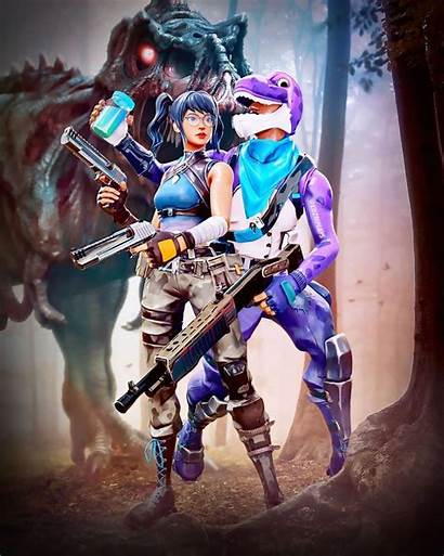 Fortnite Couples Wallpapers Skin Cupples Epic Fan