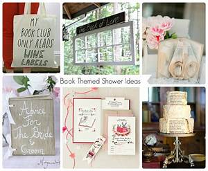 Book themed bridal shower inspiration aisle perfect for Book themed wedding shower