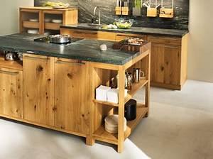 Moderne Küchen Aus Massivholz : massivholz k chen die grammlichs meine m bel mein zuhause ~ Sanjose-hotels-ca.com Haus und Dekorationen