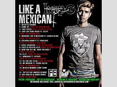 Kap G Like A Mexican DJ Ray G, DJ Blu
