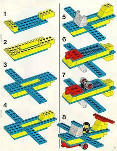 211 Best Lego Printable Instructions Images On Pinterest