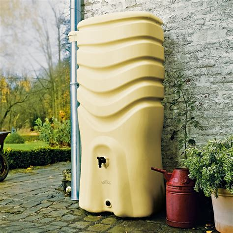 recuperateur eau de pluie castorama r 233 cup 233 rateur d eau et cuve ent 233 r 233 e castorama