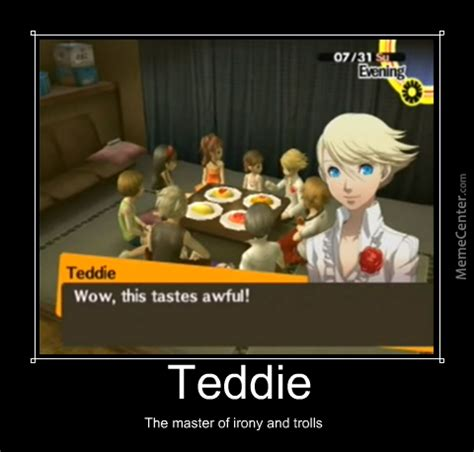 Persona 4 Memes - persona 4 character and stuff 7 by the auditor meme center