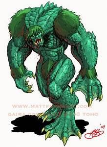 Godzilla Neo: Gaira | Zilla Fanon Wiki | FANDOM powered by ...
