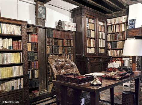 Bureau Decoration D Déco Bureau Bibliothèque