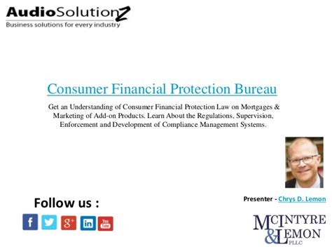 protection bureau consumer financial protection bureau