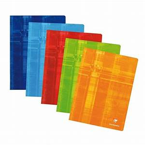 cahier 24 x 32 clairefontaine 48 pages 5x5 90 grammes With cahier 48 pages petit carreaux