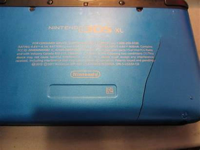 Nintendo Broken 3ds Handheld Console Xl